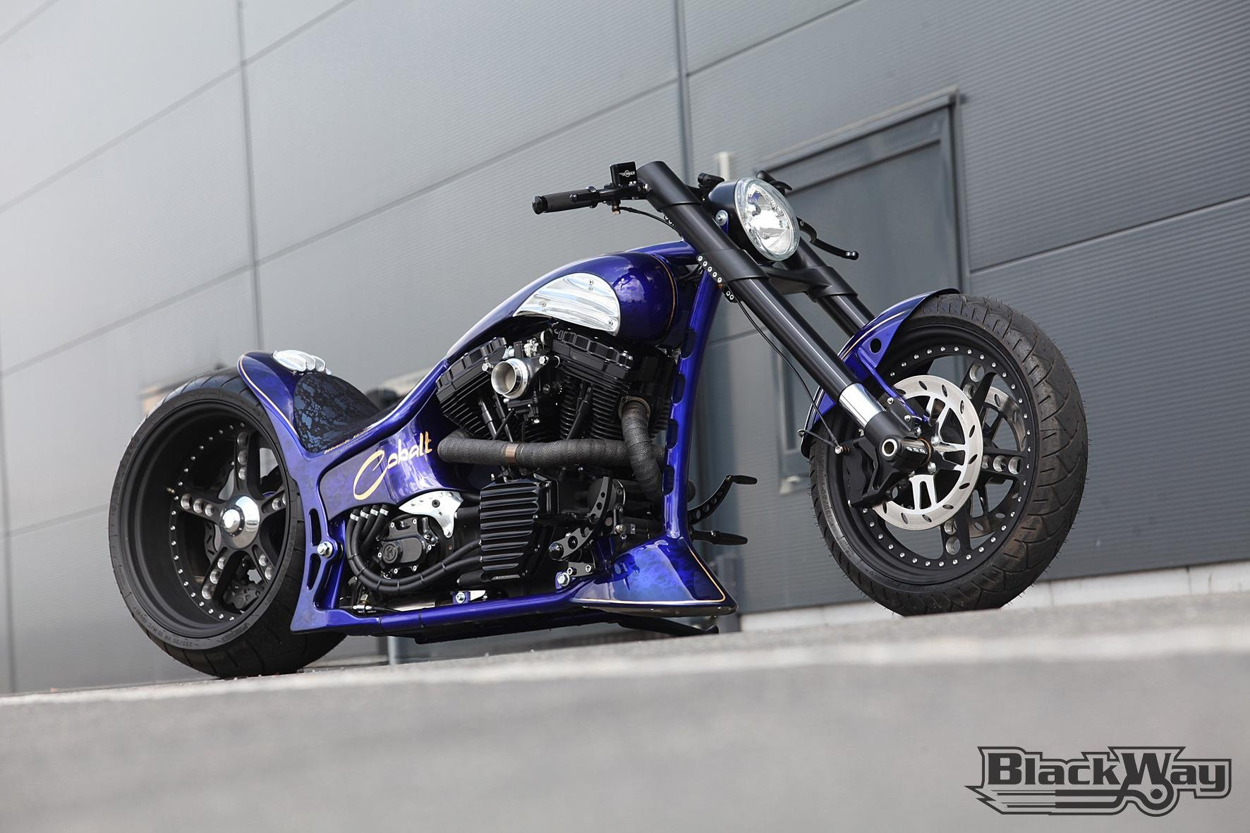 Hardcore Motorcycle 13