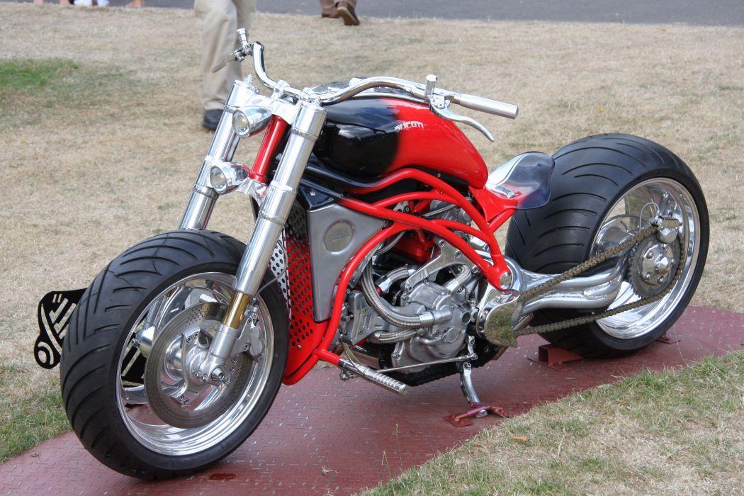 BOBBER motorcycle custom motorbike bike chopper hot rod rods tuning wallpaper