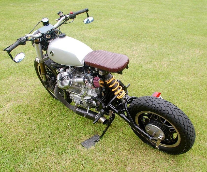 1979 Honda CX500 Twin Mono Bobber Cafe Racer Streefighter motorcycle custom motorbike bike wallpaper