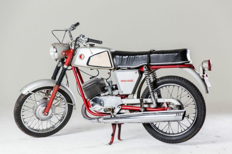 1967 Puch M125 motorcycle custom motorbike bike f wallpaper