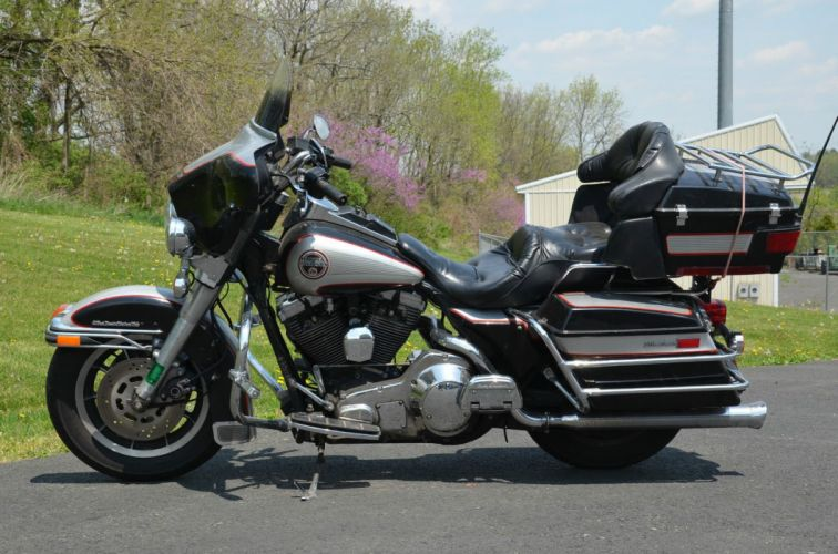 1989 Harley Davidson Electra Glide Ultra Classic FLHTCU classic motorcycle motorbike bike f wallpaper