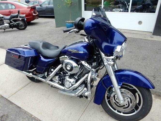2006 Harley-Davidson Street Glide FLHXI classic motorcycle motorbike bike f wallpaper