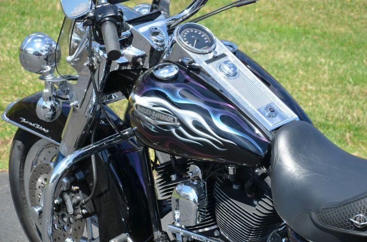 2004 Harley Davidson Road King Classic FLHRC classic motorcycle motorbike bike f wallpaper