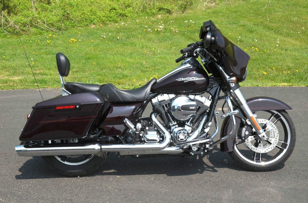 2014 Harley Davidson Street Glide Special FLHXS motorcycle motorbike bike f wallpaper