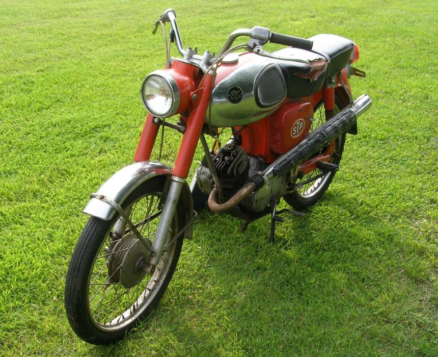 1966 Bridgestone Sport 60cc Motorcycle Scooter motorcycle motorbike bike f wallpaper
