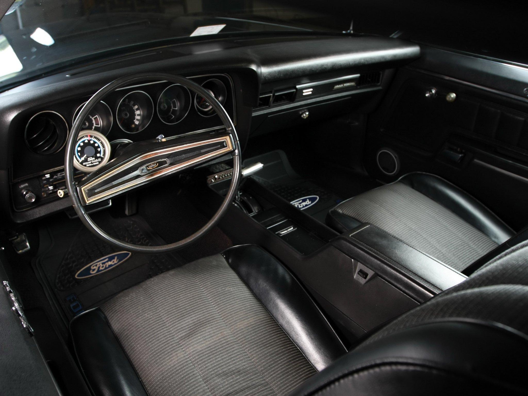 1972 ford gran torino 2 door fastback cars wallpaper 2048x1536 743026 wallpaperup - Ford Torino 2015 Interior