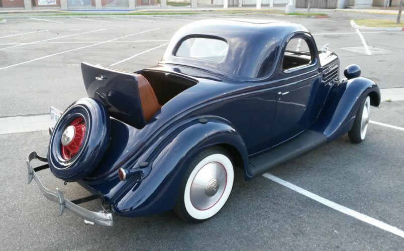 1935 Ford Coupe custom hot rod rods g wallpaper
