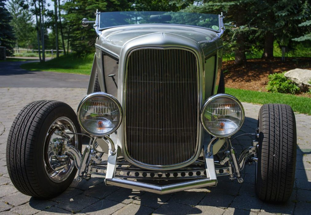 1932 Ford Roadster High Boy custom hot rod rods g wallpaper