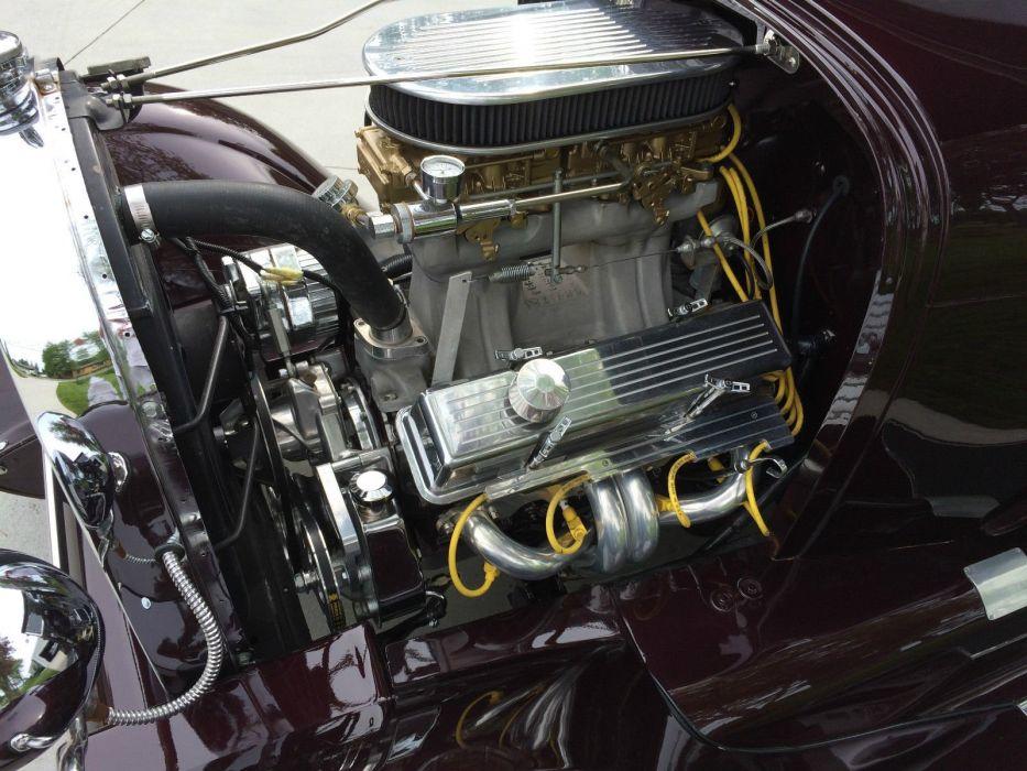 1928 Ford Model-A custom hot rod rods g wallpaper