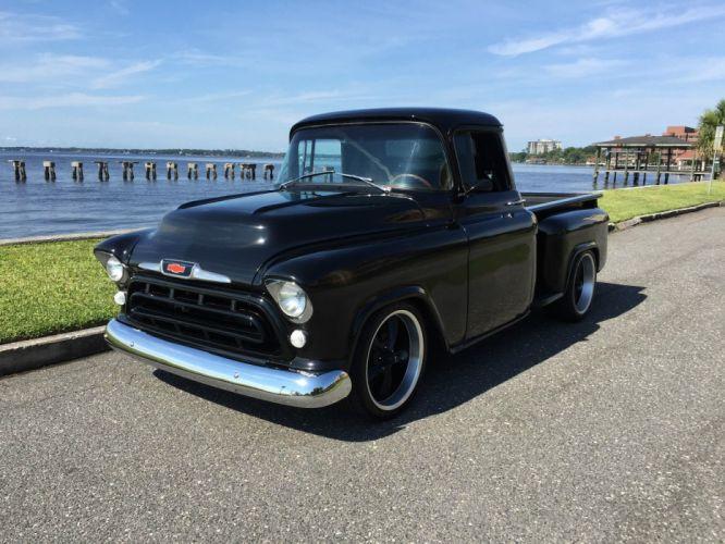 1957 Chevrolet Other Pickup custom hot rod rods g wallpaper
