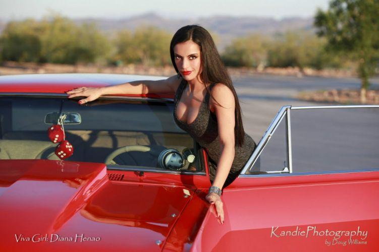 Chevrolet Nova custom hot rod rods f wallpaper