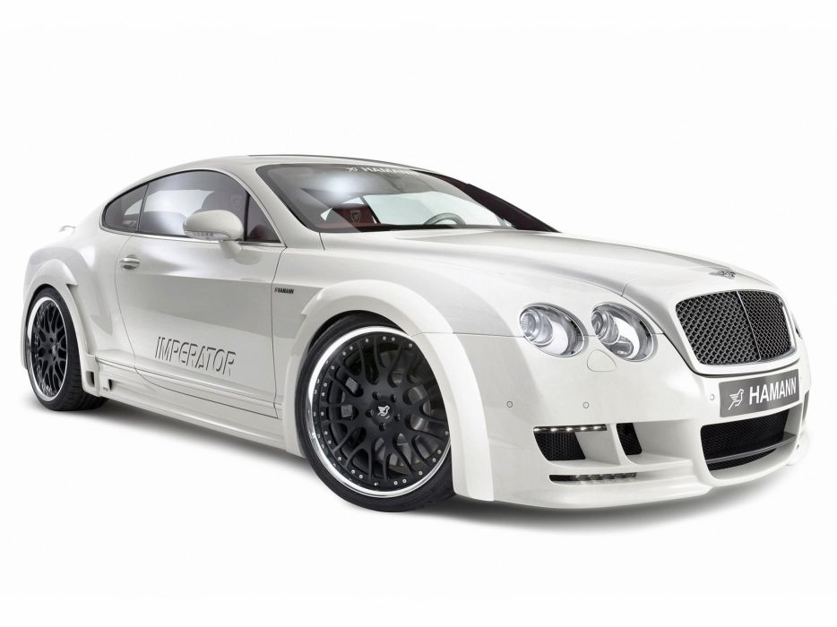 Hamann Bentley Continental-GT Imperator cars modifided 2009 wallpaper