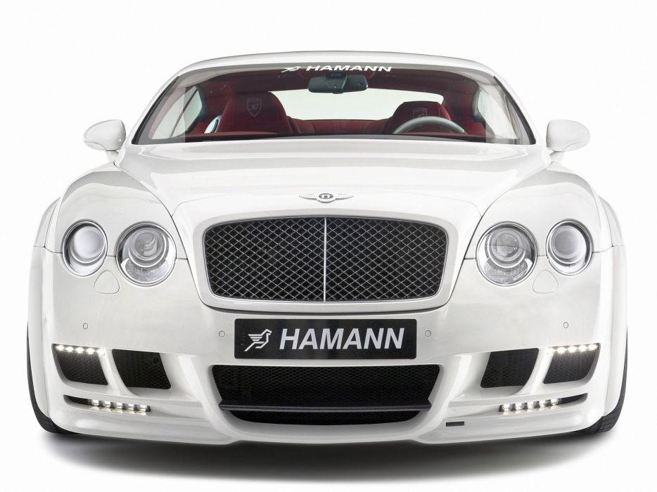 Hamann Bentley Continental-GT Imperator cars modifided 2009 wallpaper