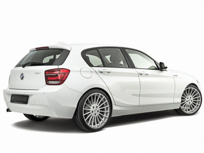 Hamann BMW 1-Series 5-door (F20) cars modifided 2009 wallpaper