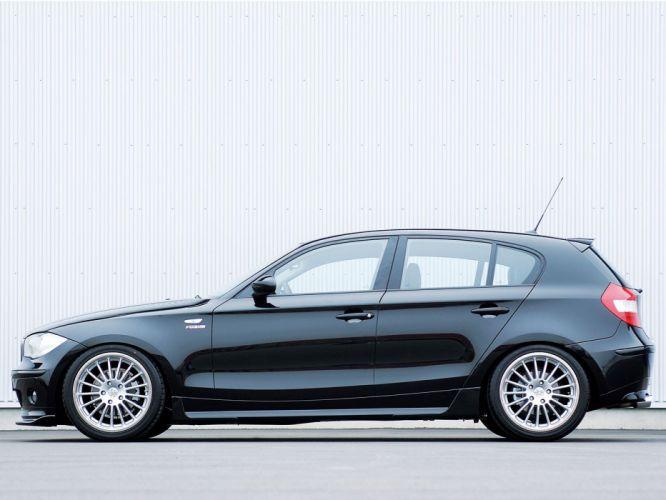 Hamann BMW 1-Series 5-door (e87) cars modifided wallpaper