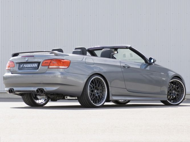 Hamann BMW 3-Series Cabriolet (E93) cars modifided wallpaper