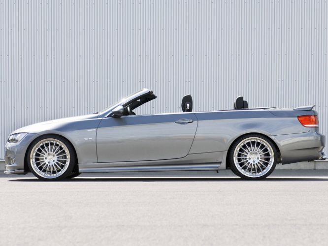 Hamann BMW 3-Series Cabriolet (E93) cars modifided wallpaper