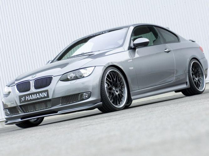 Hamann BMW 3-Series Coupe (E92) cars modifided wallpaper