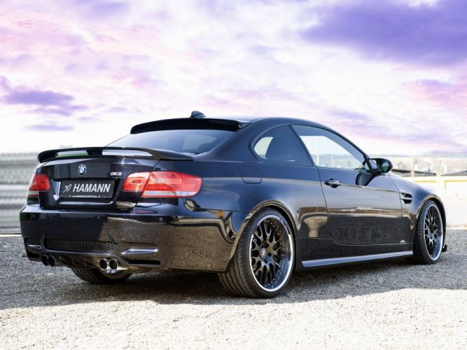 Hamann BMW-M3 Coupe (E92) cars modifided wallpaper