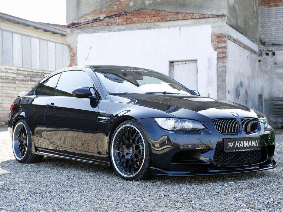Hamann BMW-M3 Coupe (E92) cars modifided wallpaper