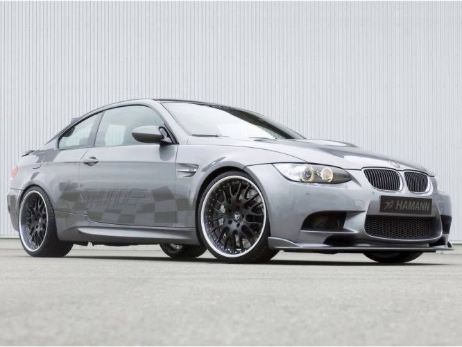 Hamann BMW-M3 Coupe Thunder (E92) cars modifided wallpaper