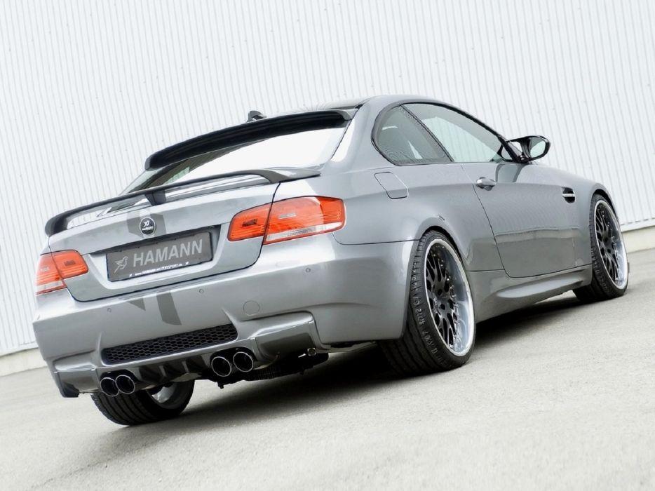 Hamann BMW-M3 Coupe Thunder (E92) cars modifided wallpaper