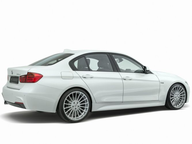 Hamann BMW 3-Series Sedan (F30) cars modifided wallpaper
