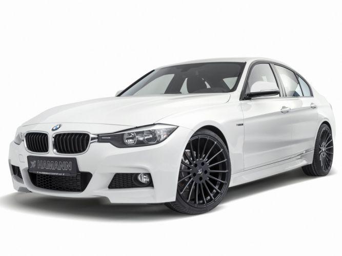 Hamann BMW 3-Series Sedan (F30) cars modifided wallpaper