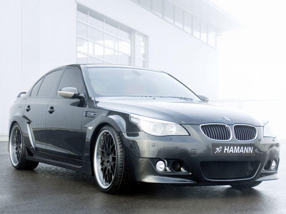Hamann BMW-M5 Widebody Edition Race (E60) cars modifided wallpaper