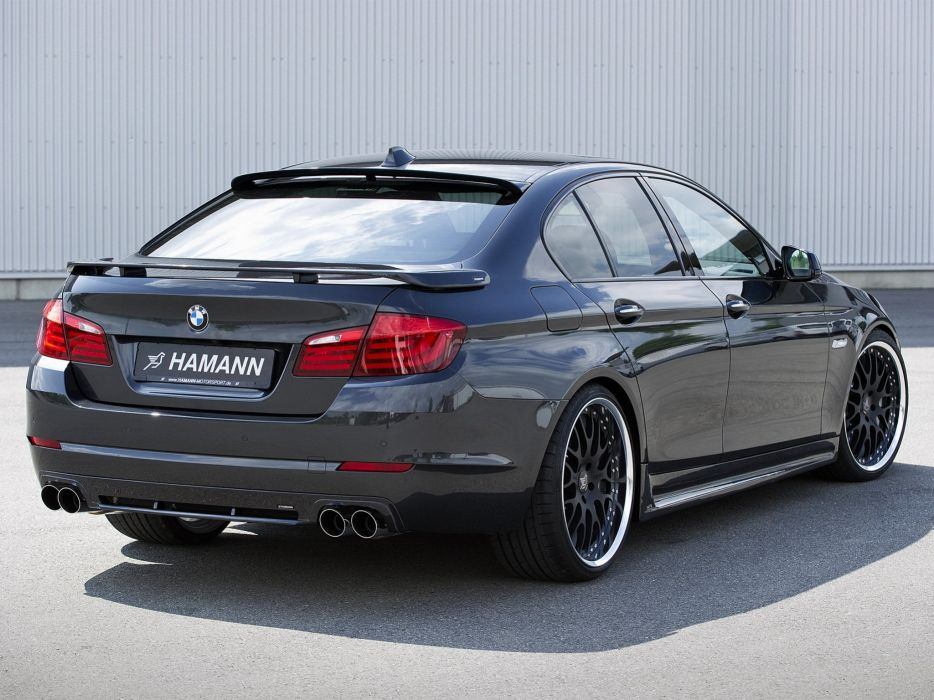 Hamann BMW 5-Series (f10) cars modifided wallpaper
