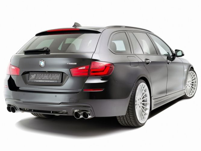 Hamann BMW 5-Series M-Technik Touring (f11) cars modifided wallpaper