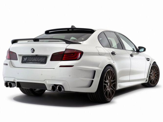 Hamann BMW-m5 (f10) cars modifided wallpaper