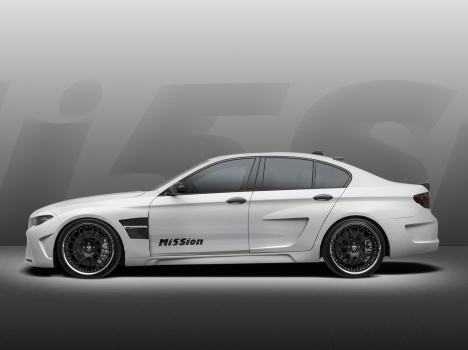 Hamann Mi5Sion (f10) cars modifided wallpaper