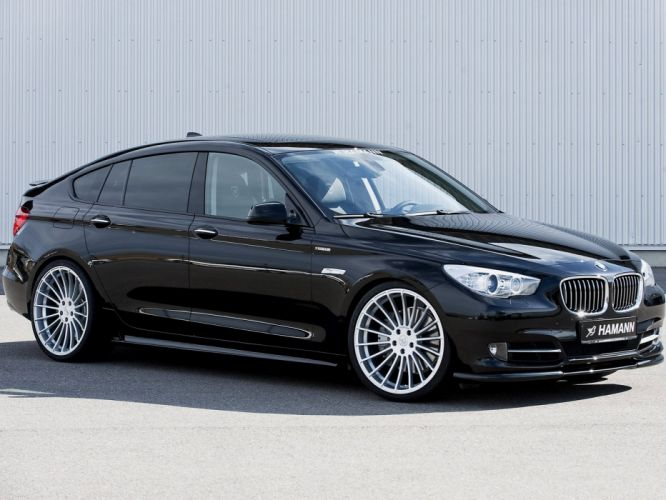 Hamann BMW 5-Series Gran Turismo (f07) cars modifided wallpaper
