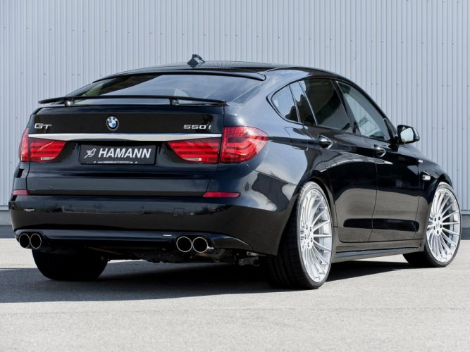 Hamann BMW 5-Series Gran Turismo (f07) cars modifided wallpaper