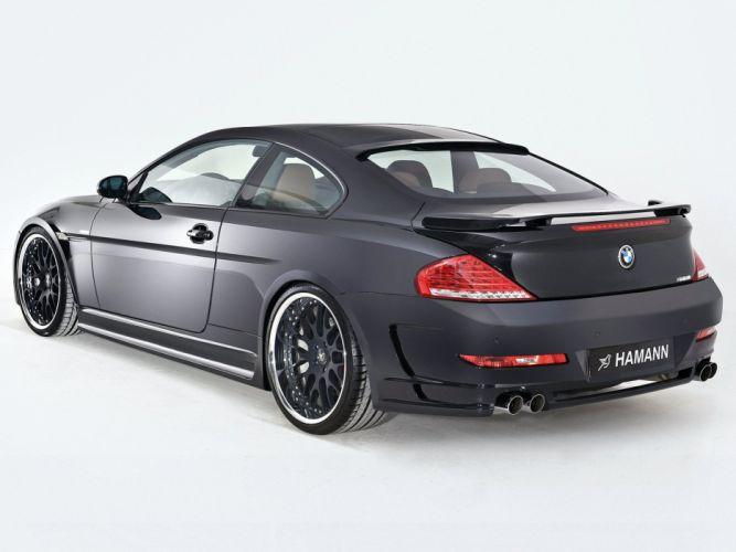 Hamann BMW 6-Series (E63) cars modifided wallpaper