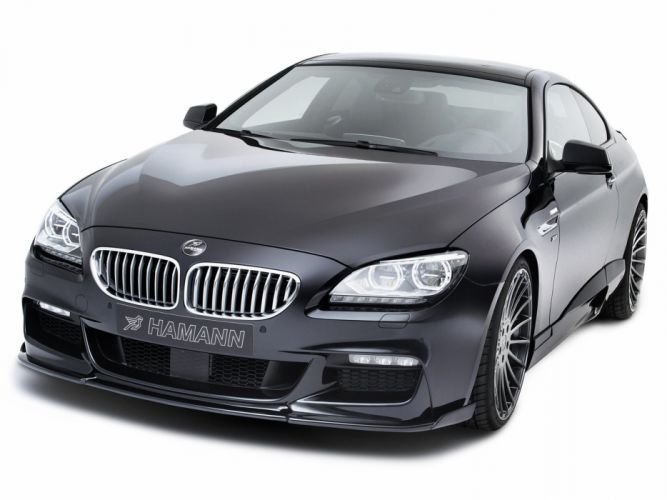 Hamann BMW 6-Series Coupe M-Sport Package (F13) cars modifided wallpaper