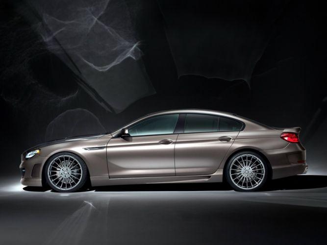 Hamann BMW 6-Series Gran; Coupe (F06) cars modifided wallpaper