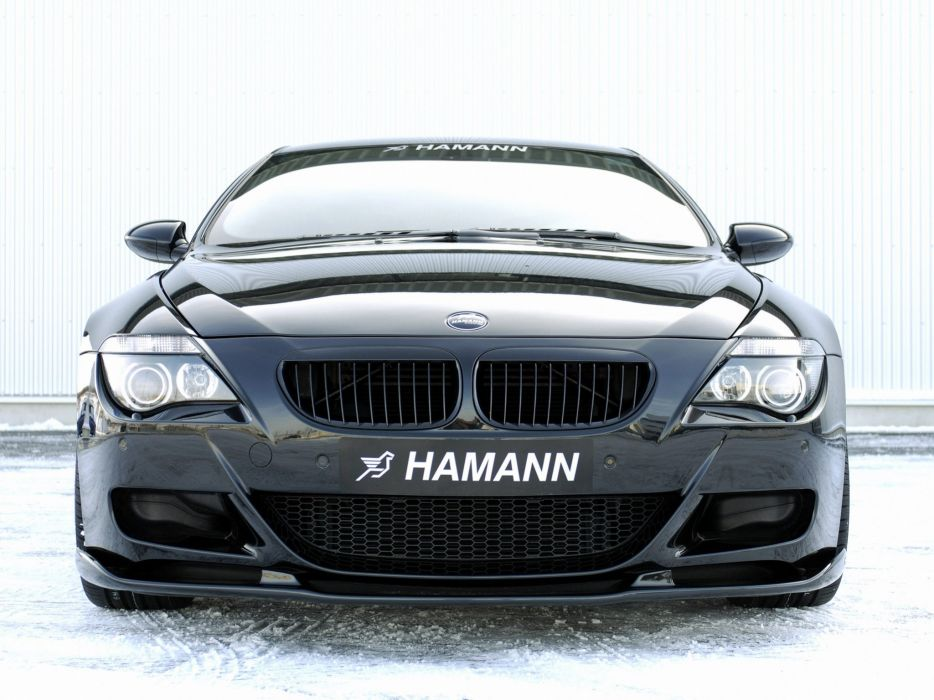 Hamann BMW M6-Coupe (E63) cars modifided wallpaper
