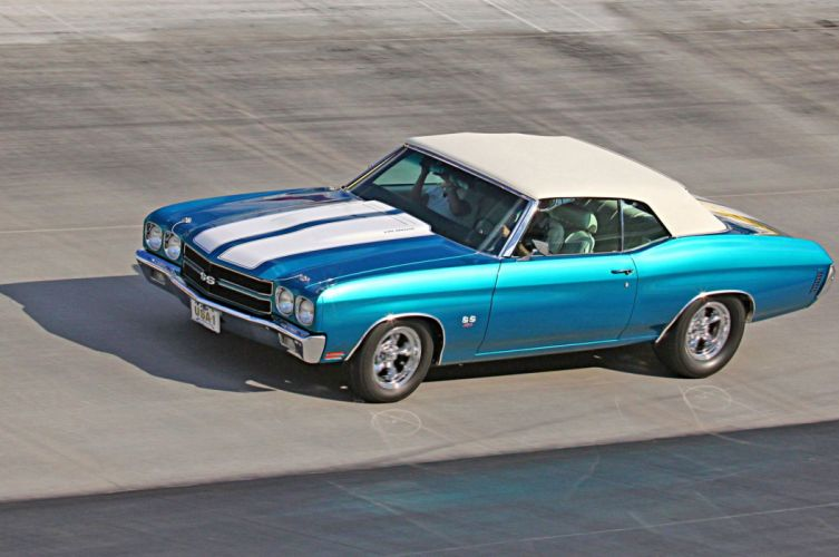 1970 Chevrolet Chevelle LS5 Convertible muscle classic s-s hot rod rods wallpaper