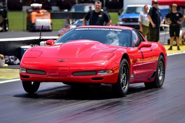 chevrolet corvette supercar muscle hot rod rods drag race racing wallpaper