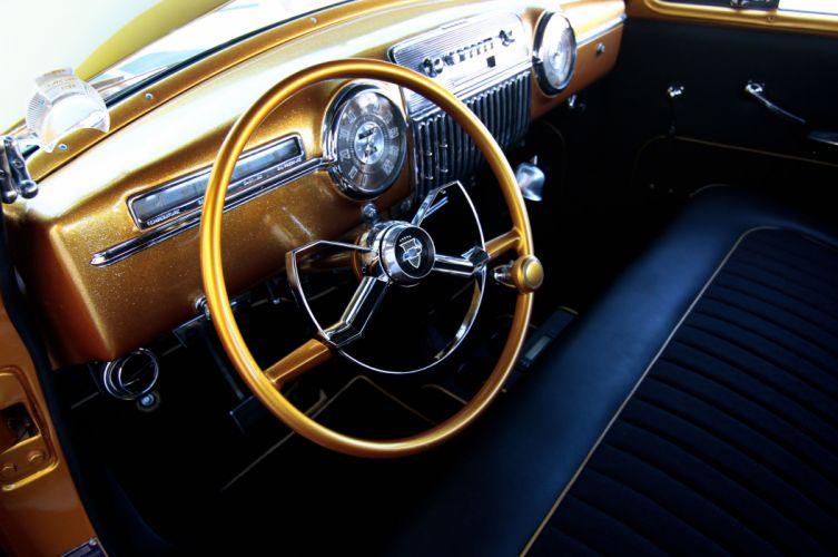 1952 Chevrolet pickup lowrider custom rat hot rod rods wallpaper