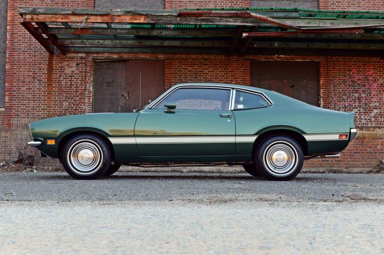1961 ford Starliner 1972 Maverick Grabber muscle classic wallpaper