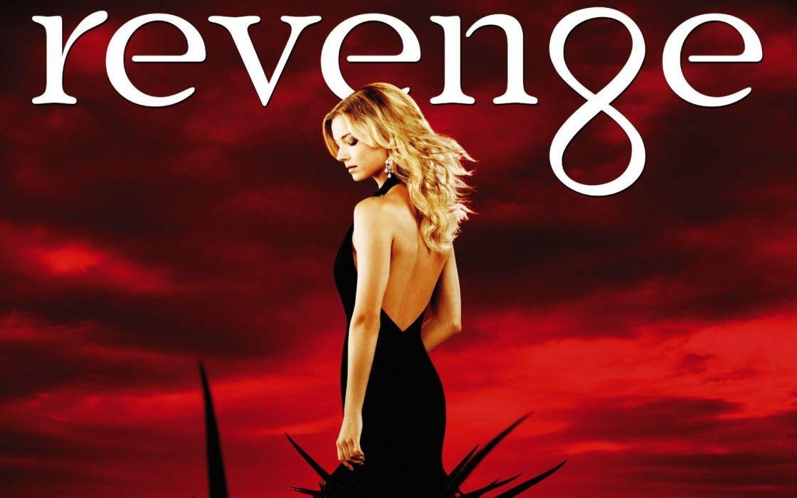 revenge serie tv americana suspense drama wallpaper