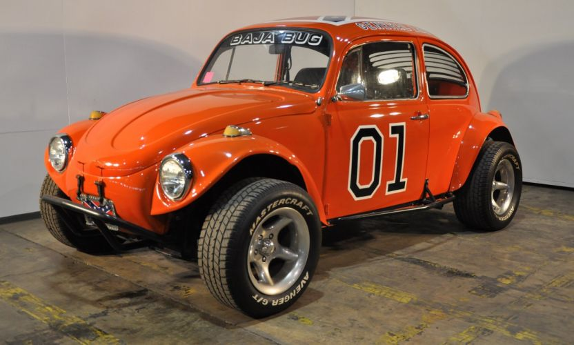 BAJA BUG volkswagon offroad race racing baja-bug beetle custom dunebuggy dune wallpaper