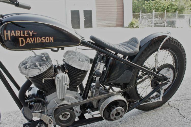 BOBBER chopper custom tuning hot rod rods bike motorbike motorcycle harley davidson g wallpaper