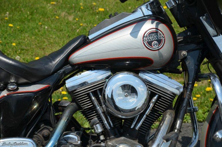 1989 Harley Davidson Electra Glide Ultra Classic FLHTCU bike motorbike motorcycle g wallpaper