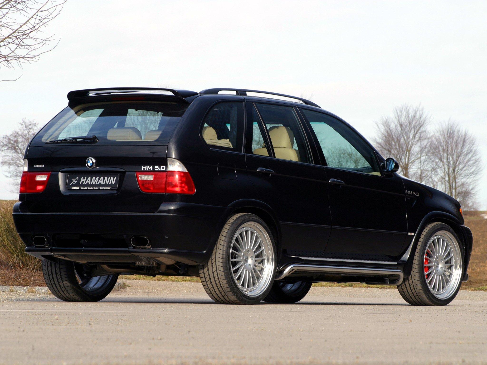 Hamann BMWX5 E53 modified cars 2000 wallpaper  2048x1536