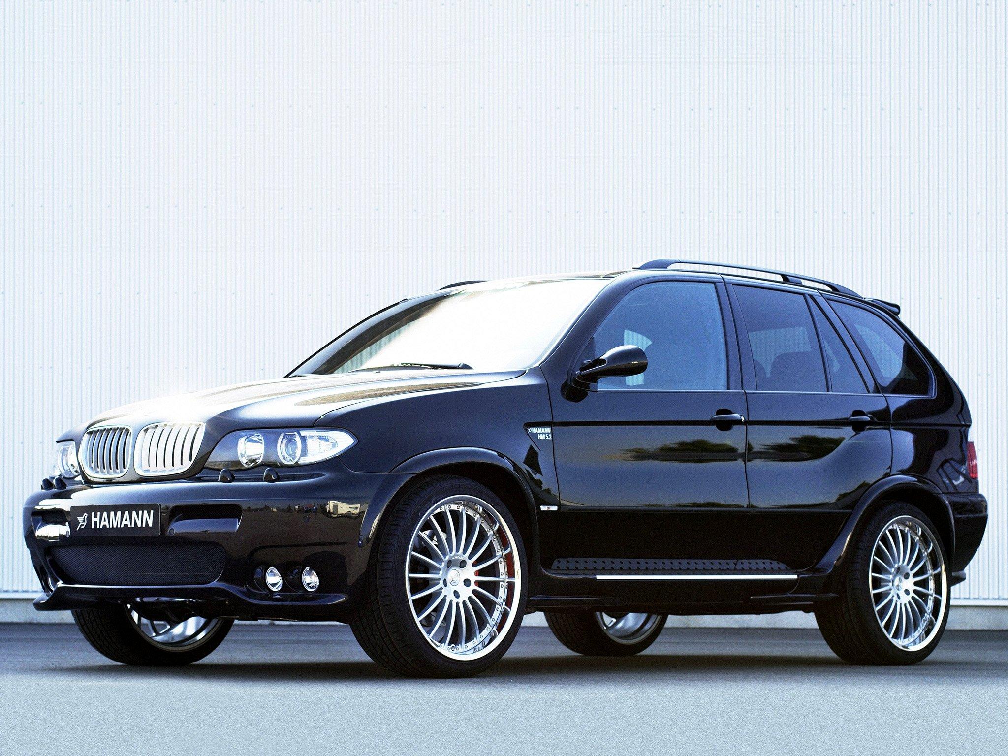 Hamann BMWX5 E53 modified cars 2003 wallpaper  2048x1536