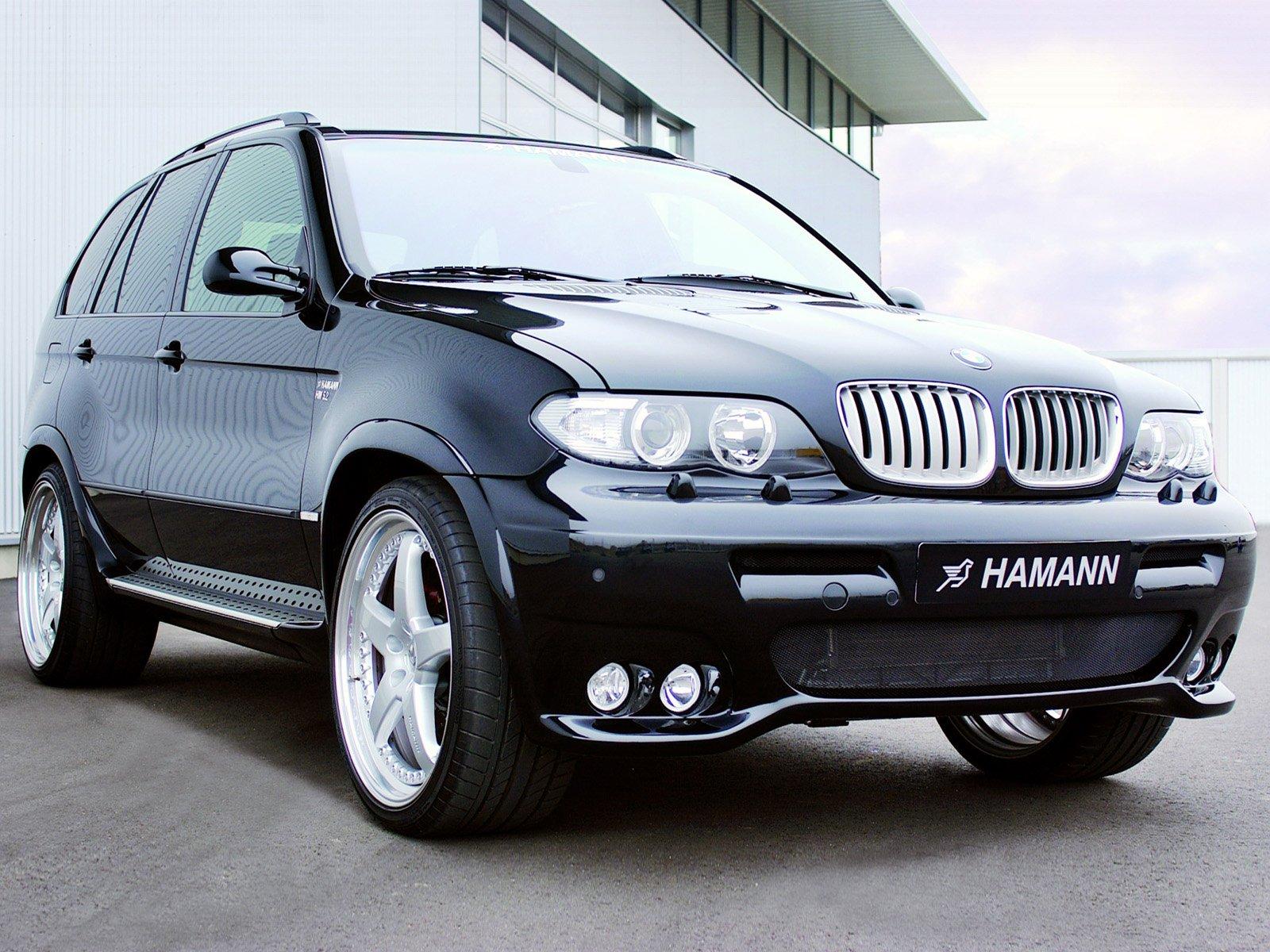 Hamann BMWX5 E53 modified cars 2003 wallpaper  1600x1200